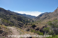 Sabino Canyon trail to Hutch's Pool