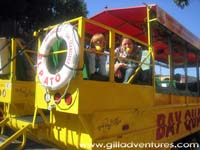 SFO Bay Quackers duck tour
